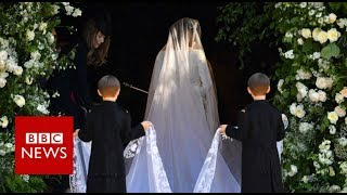 Royal wedding: Here comes the bride - B...