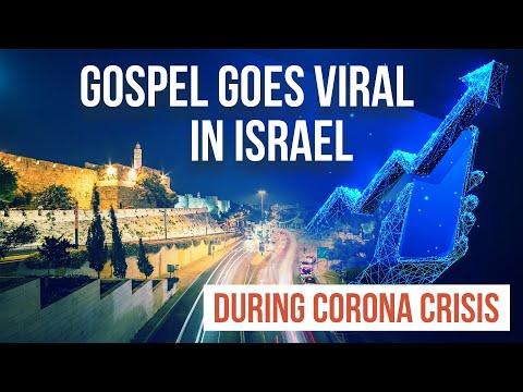 Gospel Goes Viral In Israel During Coronavirus Crisis