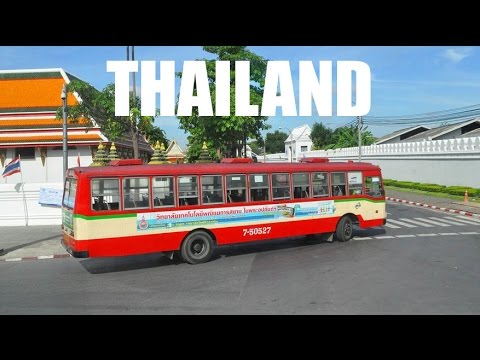 How is Bus Travel in THAILAND? Bus Trip from Chiang Mai to Bangkok