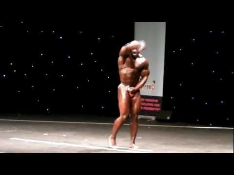 Ian Wadley - Competitor No 12 - Final - 2011 British Grand Prix