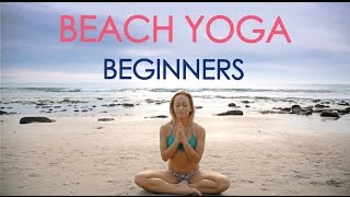 Beach Yoga for Beginners