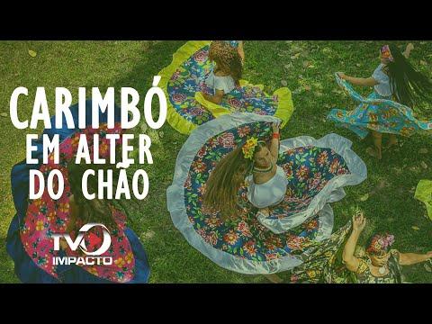 O movimento de Carimbó em Alter do Chão