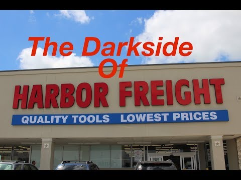5 Things You Should Never Ever Buy At Harbor Freight !!!