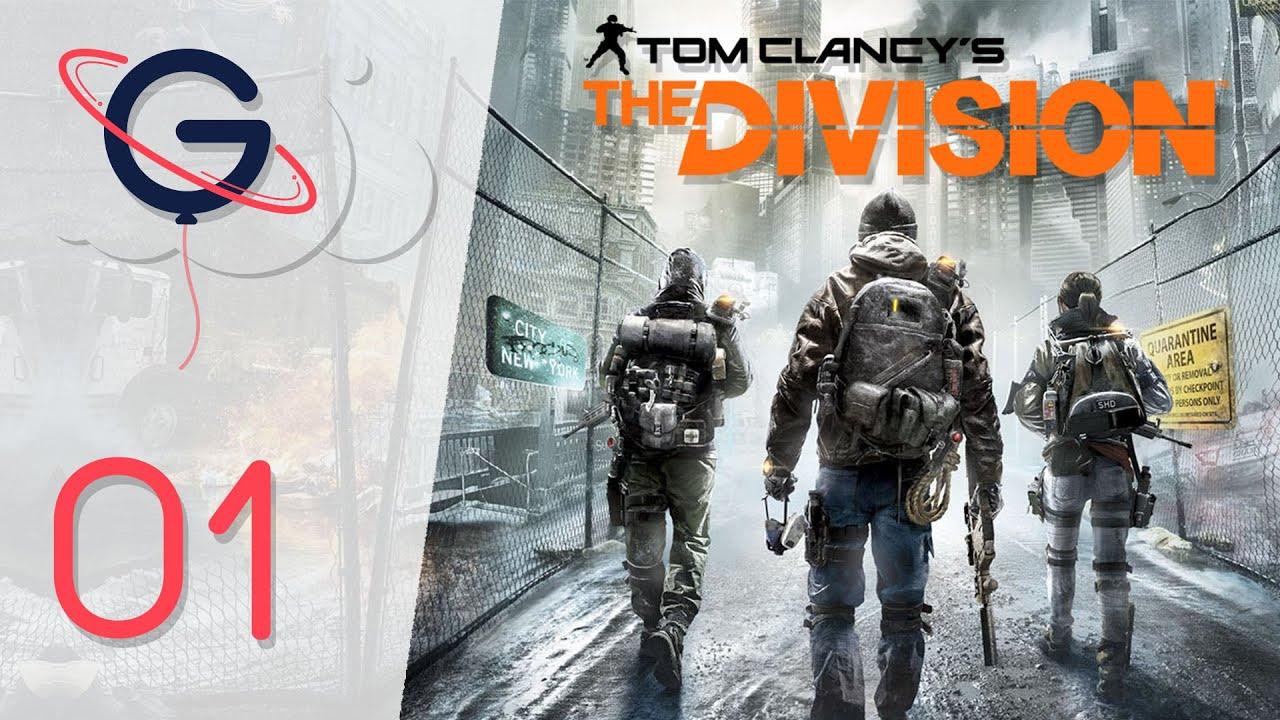 Download Tom Clancy's The Division FR : Découverte