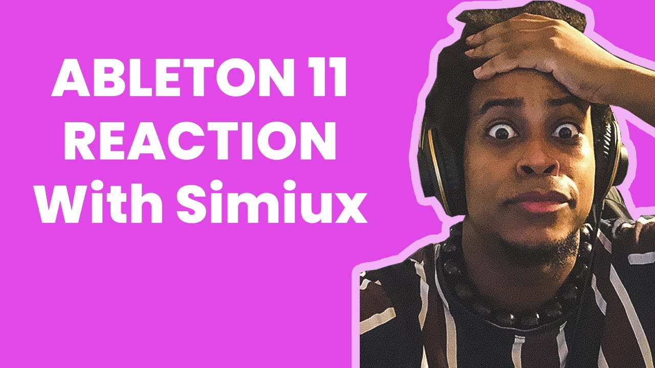 ABLETON LIVE 11 IS SICK - Reaction Video