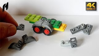 3D Printed Custom Bricks (My Own Design - 4K)