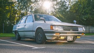 Прожила 40 лет но умрёт в этом видео Toyota Vista 615К км.