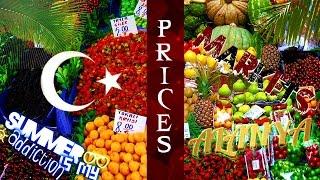 ЦЕНЫ НА ПРОДУКТЫ - АЛАНИЯ (АНТАЛИЯ), ТУРЦИЯ, TURKEY, ALANYA(Если вам понравилось видео, то подпишись или поставь лайк. Milk Bread Rice Markets Eggs Cheese Chicken Beer Cost of Living turkey turkish ..., 2015-06-27T20:50:18.000Z)