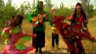 Цыганочка Gypsy guitar Цыганский ансамбль ИЗУМРУД  СУПЕР!!! beautiful gypsy song