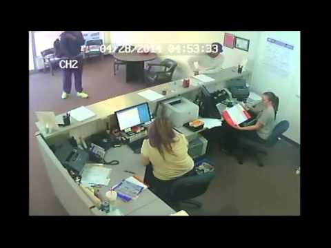 Robbery of the Approved Cash Advance store in OKC from YouTube · Duration:  2 minutes 3 seconds