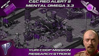 Mental Omega 3.3 for C&C Red Alert 2 Yuri's Revenge, Research Strok...