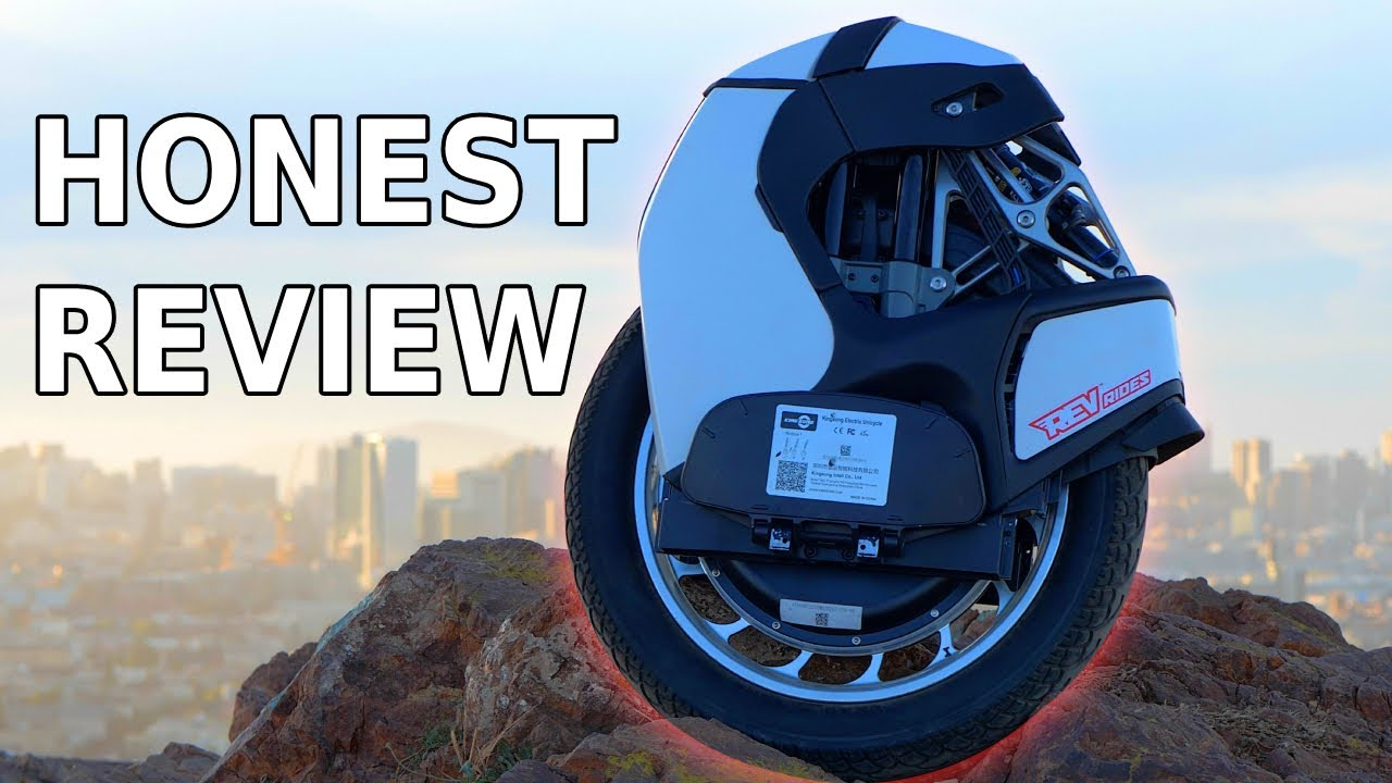 King Song S18, The FIRST Suspension Electric Unicycle, Honest And Unbiased Review