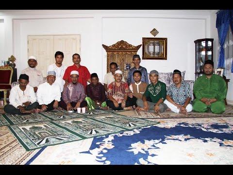 Ceramah Kakek Harun di Keluarga IKM Brunei Darussalam