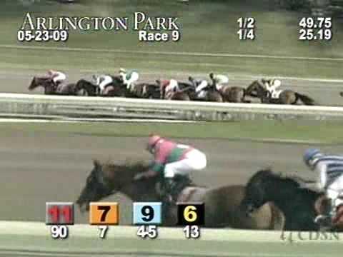 ARLINGTON PARK, 2009-05-23, Race 9