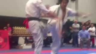 Northwest Kyokushin Karate Training Video