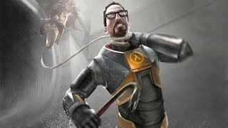 Half-Life 2 #4|Hover Craft Madness!!!!
