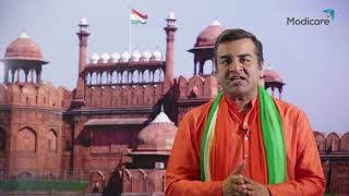 INDEPENDENCE DAY MESSAGE (HINDI)