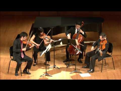 Debussy - String Quartet In G Minor, Op. 10 - II - Assez Vif Et Bien Rythmé