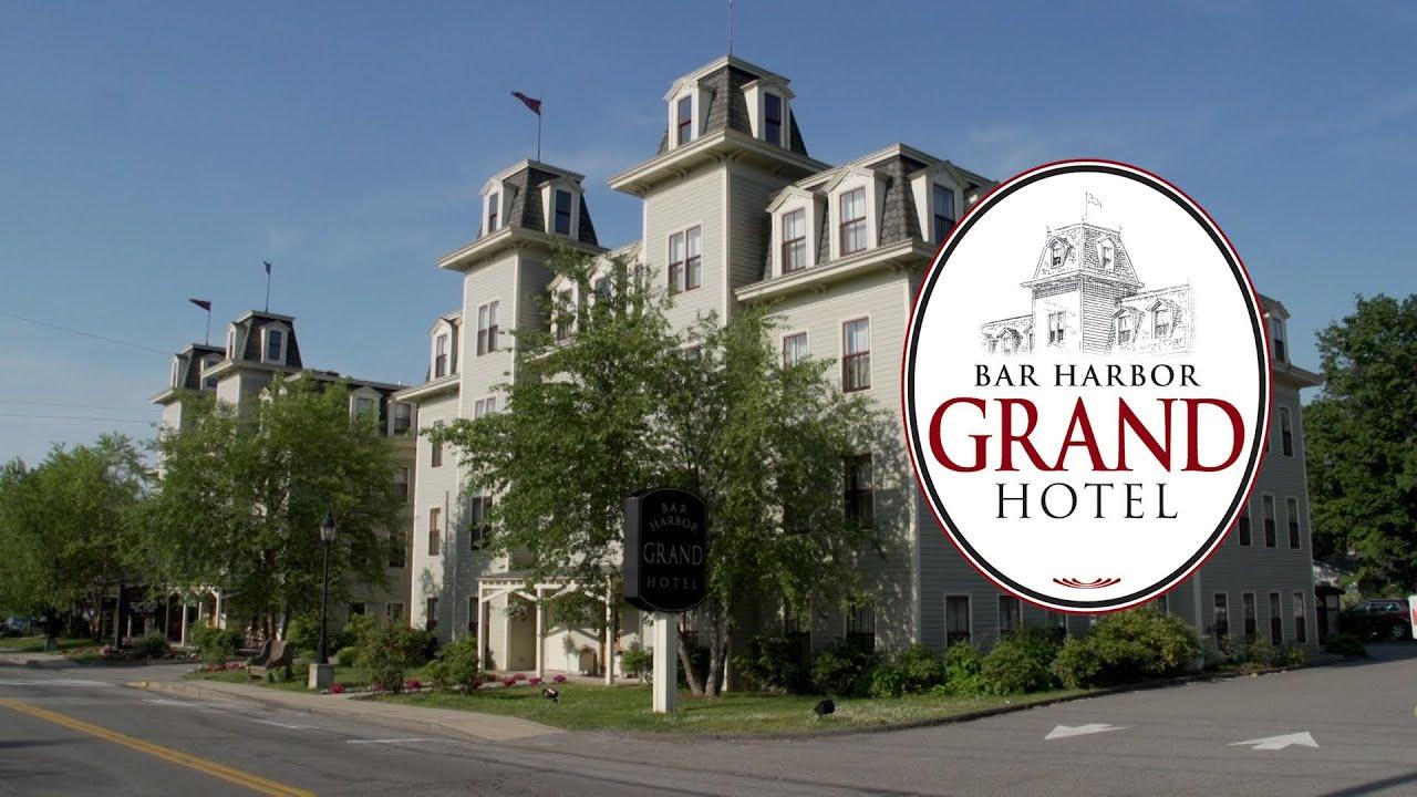 Acadia Hotels The Bar Harbor Grand Hotel