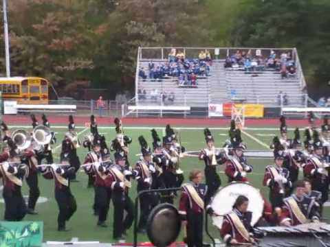 Music in Motion Sheehan HS Marching Band Oct 8 2016