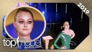 Models werden zu sexy Diebinnen: Heftige Worte bringen Vanessa zum Weinen | GNTM 2019 | ProSieben