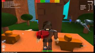 ROBLOX: A ROBLOX Quest, Elements of Robloxia - Radiogamer - Gameplay nr.0069