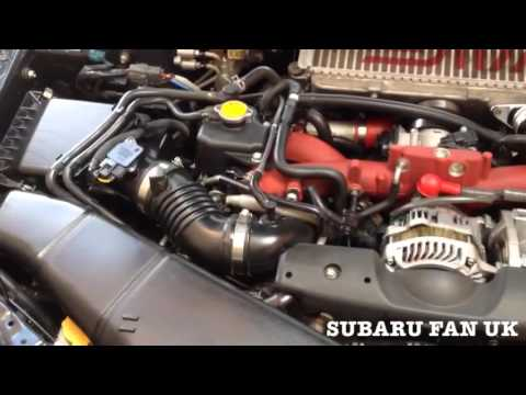 Where To Find Vin Chassis Number On Subaru Wrx Sti Impreza Youtube