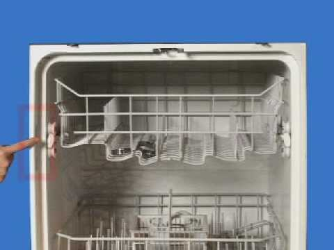 Find Your Dishwasher Model And Serial Number Youtube