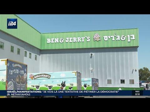 C'ÉTÉ L'INFO | Visite de l'usine Ben&Jerry's