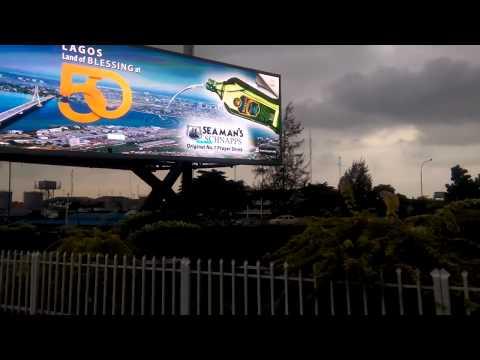LAGOS GETS A FACELIFT AT 50