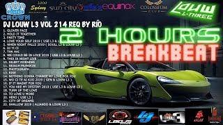 Gambar cover BREAKBEAT TERBARU 2019 AMPUN DJ 🔊BASS NYA SEDAP DITELINGA!!! DJ LOUW VOL 214 RIO