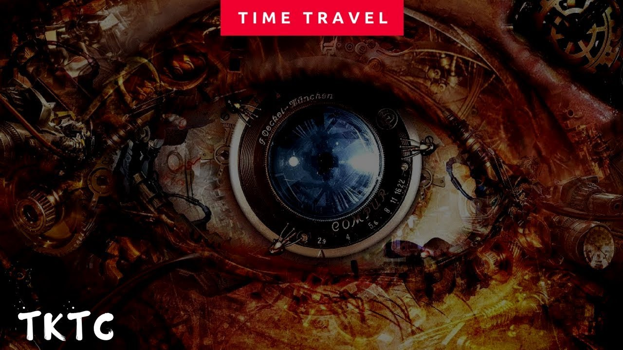 Time Travel is possible you know!