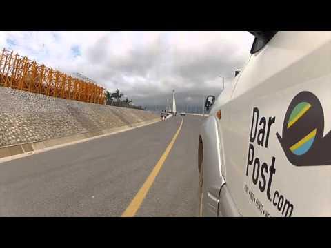 Kigamboni Bridge opens