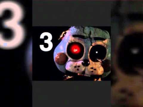 видео: Какой ты страшный аниматроник  по месяцам