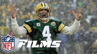 #4 Brett Favre | Top 10 Mic'd Up Guys of All Time | NFL Films