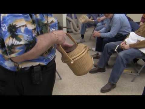 2013-03-02 Creating Nantucket Baskets by Wayne Martin (1h15m46s)