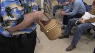 2013-03-02 Creating Nantucket Baskets by Wayne Martin (1h15m46s)