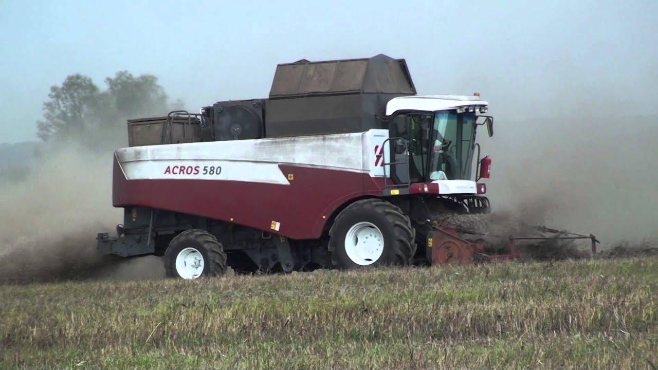 Комбайн ACROS 58   AgroCounsel