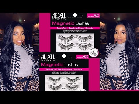 Magnetic Eyelashes: DETAILED- How to Wear in 2mins (New 2019) from YouTube · Duration:  12 minutes 57 seconds