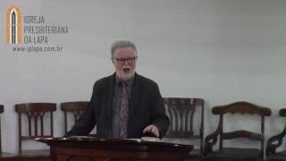 1 Timóteo 3.1-7 - Rev. George Alberto Canelhas