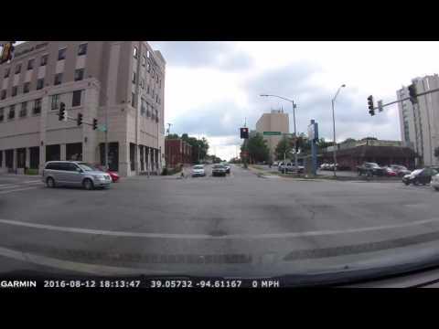 20160812 Friday Drivelapse Kansas City Missouri Metro Area