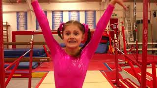 Tiffany's First Gymnastics Competition...EPIC FAIL!