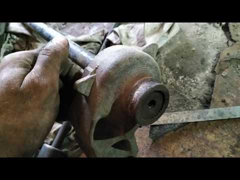 Renault Kangoo Замена сайлентблоков задней балки . ДЕТАЛЬНО