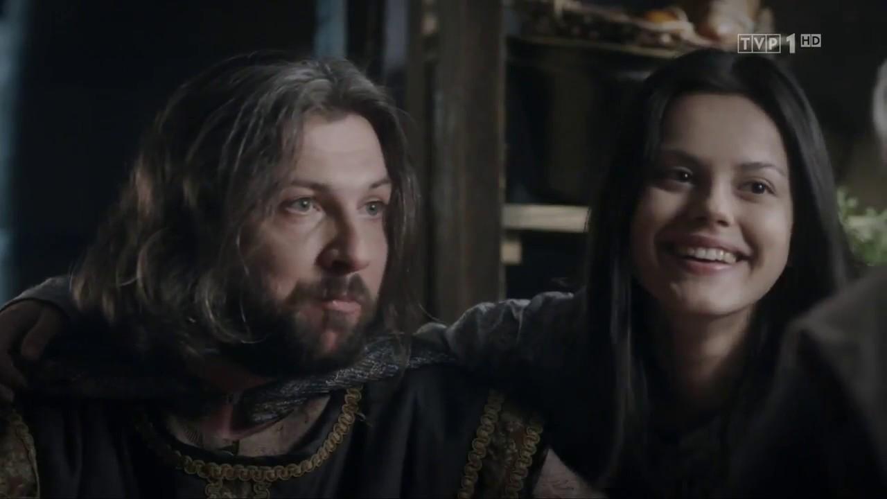"""""""Korona królów"""" – Bitwa o podniebienia – scena z odc. 9"""