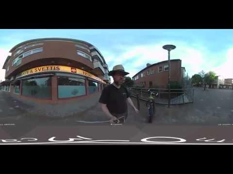 Long winded rambling while testing Giroptic 360 cam