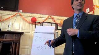 Prof Arthur Benjamin Speaks to The Phil | University Philosophical Society
