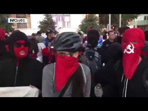 "Austin Communist says ""Abolish Free Speech & Capitalism"""