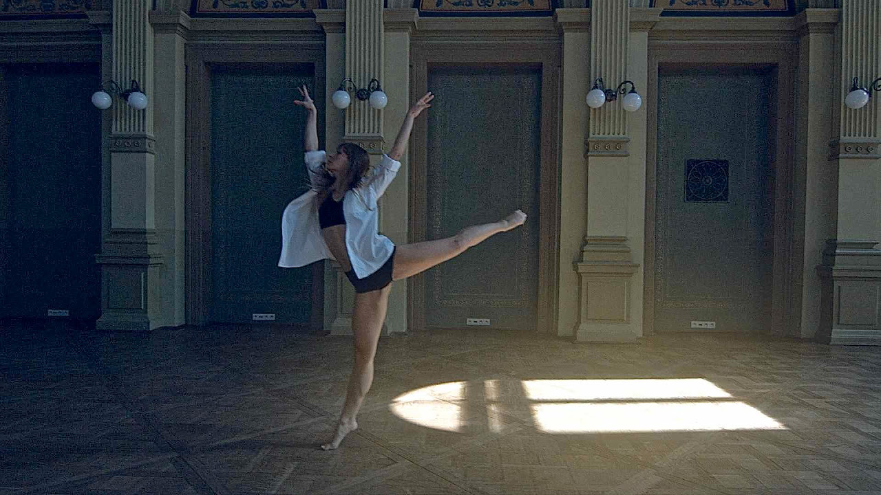 Jessie J. - Nobody's Perfect jazz choreography dance Anna Julia Dębowska - Dji ronin Blackmagic 4k
