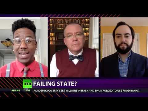 CrossTalk on the US | QUARANTINE EDITION | Failing State?