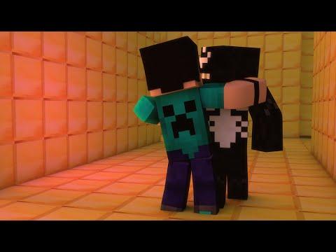 Minecraft: DESAFIOS COM VENOM! #03 - LABIRINTO DE OURO!